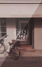 fanart ∽ chanbaek by mindaextae