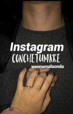 Instagram CONCHETUMARE by weonamalapollo