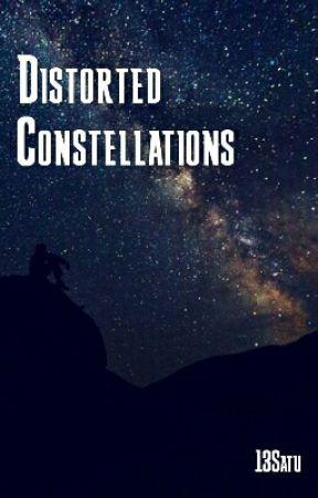 Distorted Constellations by 13Satu