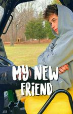 ❝ My new friend ❞ || Brandon Rowland y tú by Sofibirlem