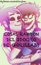 Cosas random del 2doc (o de Gorillaz) by belenziaskellington