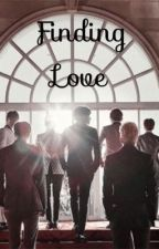 Finding love (BTS fanfiction)  by l3sly_love2999