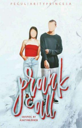 Prank Call by PeculiarityPrincesa