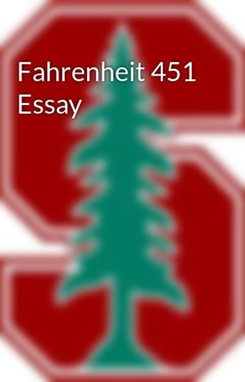 Science Development Essay  Library Essay In English also Research Paper Vs Essay Fahrenheit  Essay  Student Ulysses Valascho  Wattpad Computer Science Essay