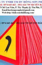 SEAMASTER SƠN PHẢN QUANG MÀU VÀNG LON 5 LÍT GIÁ RẺ TẠI TPHCM by haiphat