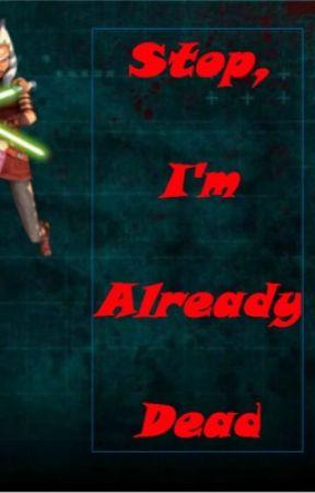 Ahsoka's decision  by BriahnaThompson