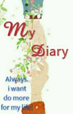 My Diary by Blue_Ae