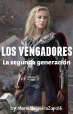 Los vengadores (La segunda generación) by ZaiMel15