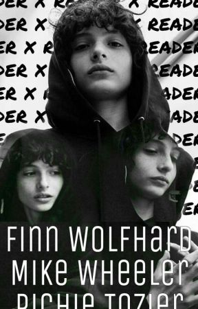 Finn Wolfhard/Mike Wheeler/Richie Toizer Imagines by Lolhihowareyou