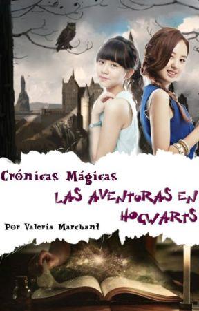 Crónicas mágicas - Las aventuras en Hogwarts by valmiho