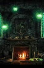 Slytherin Common Room by xHogwartsx