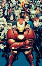 Imagines e preferências Marvel by Alessia_Cazuza