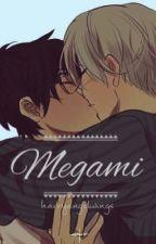 Megami by harryangelwings