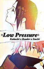 Low Pressure (Kakashi x Reader x Itachi) by AngieB_x3