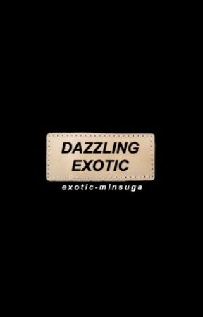 DAZZLING EXOTIC [ GRAPHIC CONTEST ] by exotic-minsuga
