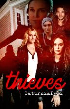 Thieves by SaturniaPyri