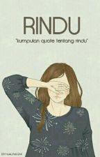 Rindu by galuhpavita_