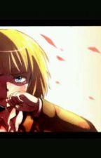 I tuoi Occhi...||Armin x Reader by xMikasah