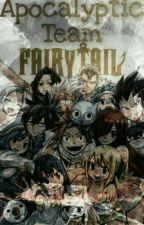 Fairy Tail - Zombie Apocalypse [TAMAMLANDI]  by sena_gurseel