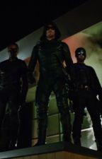 Team Arrow Imagines by all_time_fandom