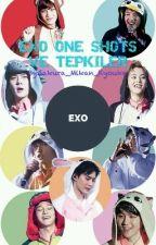 Exo One Shots Ve Tepkiler by Sakura_Mikan_Kyouka