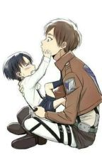 Child Levi x Eren by Kbaby-123