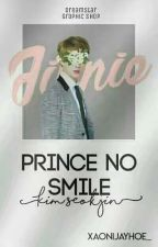Prince No Smile by XaoniJayhoe_