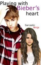Playing with Bieber's heart - a Justin Bieber love story by AnotherMSFT