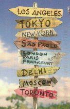 Traveltour {RPG} by BadMinerva