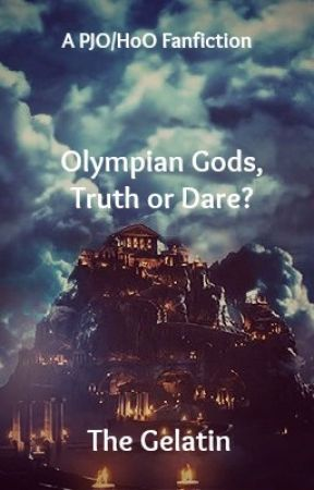 Olympian Gods, Truth Or Dare? by TheGelatin