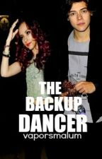 The Backup Dancer | Jade and Harry *rewriting* by vaporsmalum