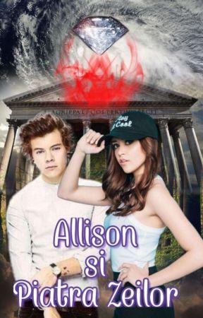Allison si Piatra Zeilor by FlamingoFalFal