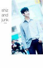 Shiz and Junk by -hoshitman-
