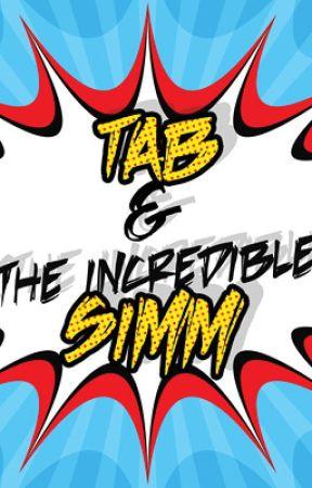 Tab & the Incredible Simm #WondertheMovie by StoryofAshlyn