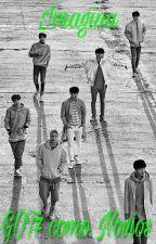 Imagina GOT7 como Novios by GyeomieAhGaSe