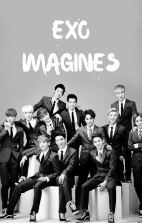 EXO Imagines - movie night | chanyeol - Wattpad
