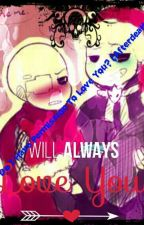 Do I Have Permission To Love You? (Human! Afterdeath) by -_Depressed_Night_-