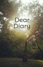 Dear Diary by puppylover679021