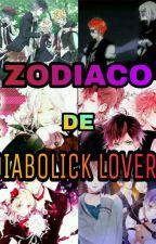 Zodiaco DIABOLICK LOVERS by MilagrosmaximalopeE