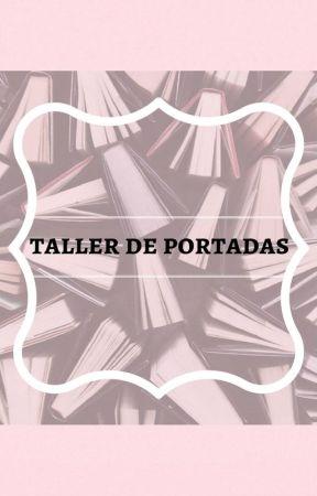 TALLER DE PORTADAS! by MissFitzherbert