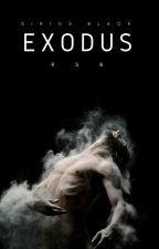 exodus; sirius black ✓ by smxraldo-