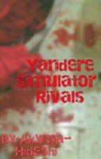 Yandere simulator ♡Rivals♡ by Akyma_Hideshi