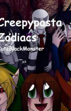 Creepypasta Zodiacs by CuteBlackMonster