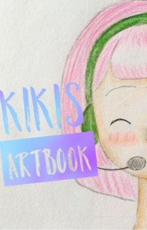 Kikis artbook❤️ by Kiki_is_dabest