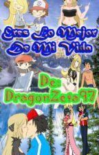 Eres Lo Mejor De Mi Vida (Ash x Cynthia; Rayshipping)(Lemon)(PAUSADA) by DragonZeta97