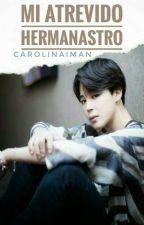 BTS Mi Atrevido Hermanastro (Jimin y Tu)  by Carolinaiman