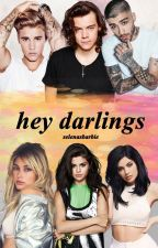 hey darlings 🌹 group chat |3| by selenasbarbie
