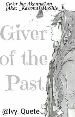 Giver Of The Past by IvyQuete
