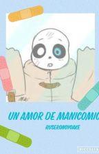 ╣Un amor de manicomio╠ (sans x frisk) //asylumtale// by Ruseronoyoake