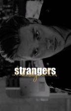 strangers • jace herondale  by -lukeskywalker